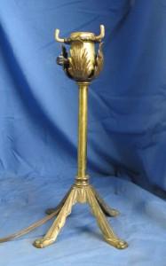 Brass Four Foot